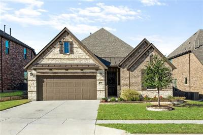 Fort Worth Single Family Home For Sale: 15417 Pioneer Bluff Trail