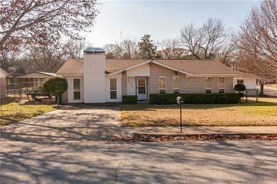 Cedar Hill Single Family Home For Sale: 1300 Saturn Drive
