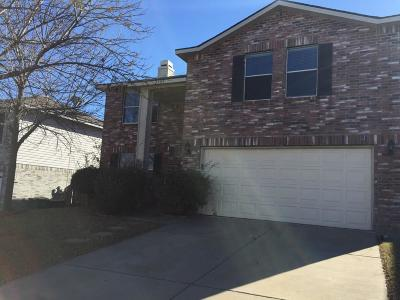 McKinney Single Family Home For Sale: 2509 Lake Meadow Drive