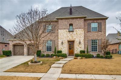 Prosper Single Family Home For Sale: 4231 Rocky Ford Drive