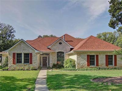 Weatherford Farm & Ranch Active Option Contract: 1110 Fletcher Road