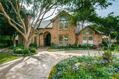 Plano Single Family Home For Sale: 7400 Breakers Lane