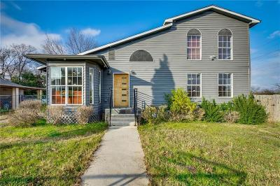 Dallas Single Family Home For Sale: 1351 Strickland Street