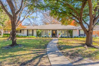 Mesquite Single Family Home Active Option Contract: 1304 Majors Drive