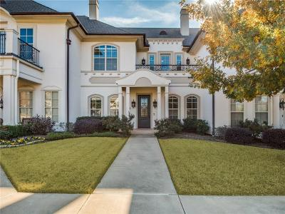 Colleyville Townhouse For Sale: 1608 Pecan Crossing Drive