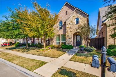 Lewisville Single Family Home For Sale: 180 Carrington Lane