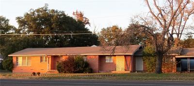 Freestone County Single Family Home For Sale: 801 Main Street