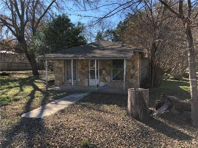 Somervell County Single Family Home For Sale: 600 Crockett Street