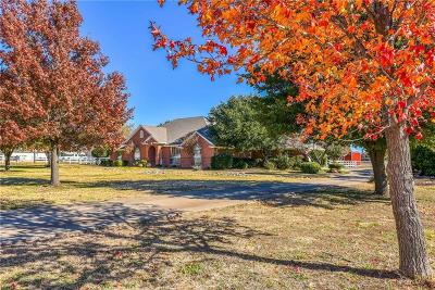 Fort Worth Single Family Home For Sale: 10216 Round Hill Road
