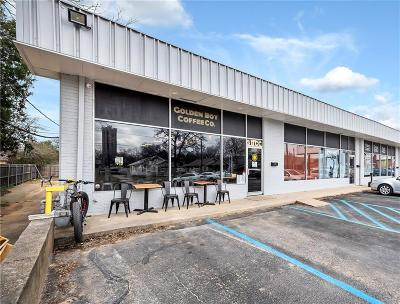 Denton Commercial For Sale: 1803 N Elm Street
