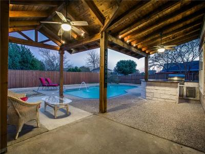 Wylie Single Family Home For Sale: 114 S Carriage House Way