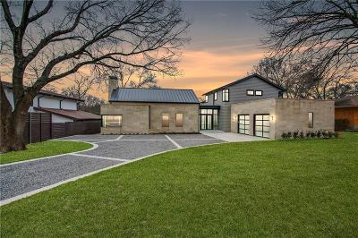 Dallas County Single Family Home For Sale: 8446 Santa Clara Drive
