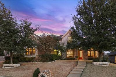 Flower Mound Single Family Home For Sale: 3016 Southmoor Trail