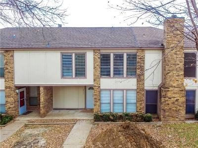 Tarrant County Townhouse For Sale: 2412 Long Ridge Lane