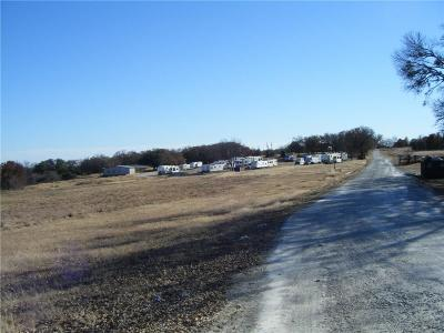Weatherford Commercial Lots & Land For Sale: 3951 Old Brock Road