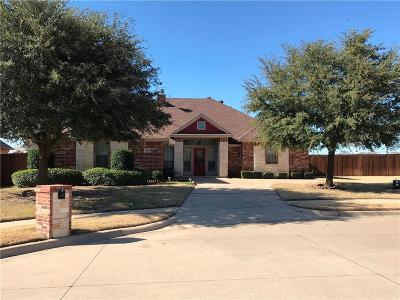Waxahachie Single Family Home For Sale: 3033 Coventry Lane