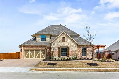 Wylie Single Family Home For Sale: 3014 Indigo