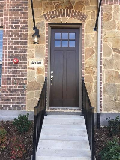 Lewisville Residential Lease For Lease: 2426 Magalia Lane