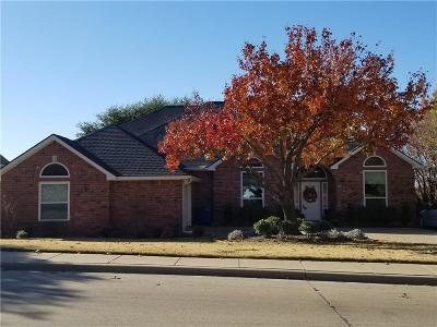 Rockwall Single Family Home Active Option Contract: 1340 Shores Boulevard