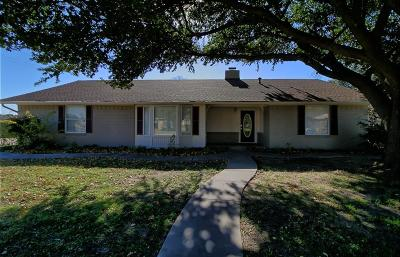 Keller Single Family Home Active Option Contract: 448 E Hill Street