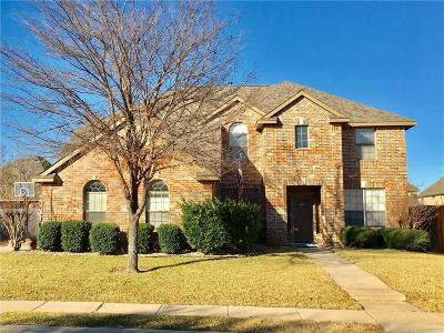 Sachse Single Family Home For Sale: 2704 Ranch Road