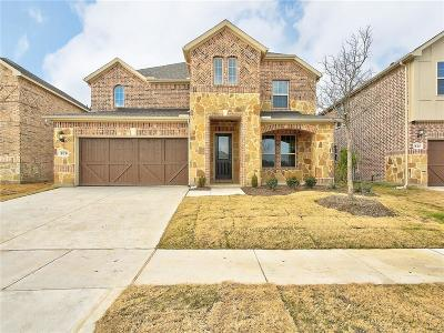 Allen Single Family Home For Sale: 828 Callaway Drive