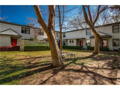 Dallas County Condo For Sale: 5008 N Hall Street #5008