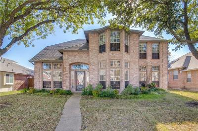 Rowlett Single Family Home For Sale: 8406 Greenspoint Drive