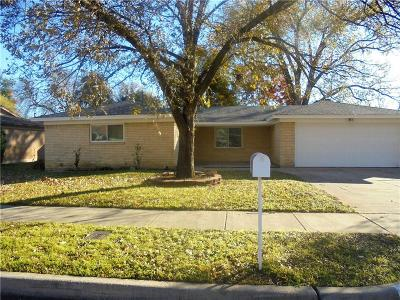 Hurst Residential Lease For Lease: 312 Tanglewood Drive