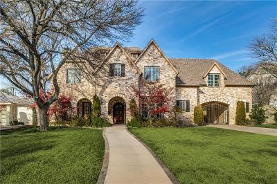Dallas Single Family Home For Sale: 6443 Northwood Road