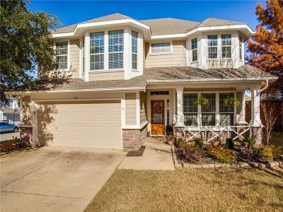 Grapevine Single Family Home For Sale: 116 Blairstone