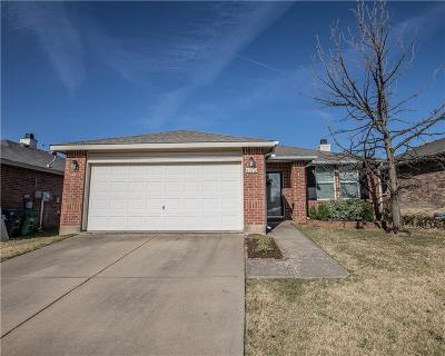 Denton Single Family Home For Sale: 6312 Thoroughbred Trail