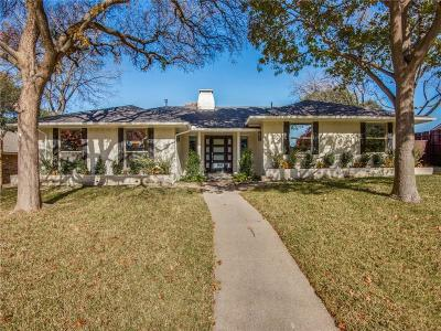Single Family Home For Sale: 6639 Orangewood Drive