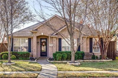 Frisco Single Family Home For Sale: 10909 Camelot Drive