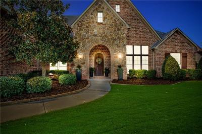 Prosper Single Family Home Active Option Contract: 1730 Fair Oaks Lane
