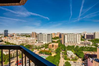 Dallas Condo For Sale: 3030 McKinney Avenue #1804