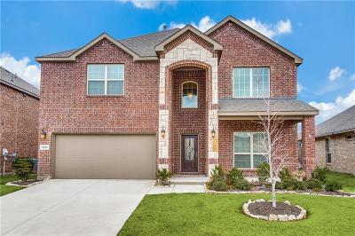 Little Elm Residential Lease For Lease: 1117 Lake Meadow Lane