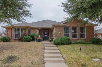 Rockwall Single Family Home For Sale: 2760 McCormick Court