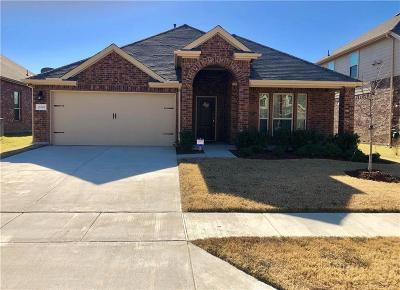 Frisco Single Family Home Active Option Contract: 15909 Weymouth Drive