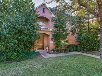 University Park TX Condo For Sale: $789,000