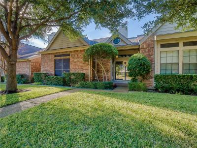 Carrollton Townhouse Active Option Contract: 2515 Stanford Court