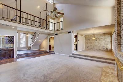 Grapevine Single Family Home For Sale: 3001 Old Mill Run