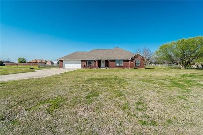Lowry Crossing Single Family Home For Sale: 830 Cross Timbers Drive
