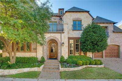 Plano Single Family Home For Sale: 6201 Leblanc Drive