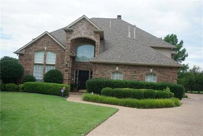 Fort Worth Single Family Home For Sale: 6305 Mesa Ridge Drive