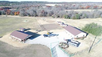Stephenville Single Family Home Active Option Contract: 2195 Horsemans Drive