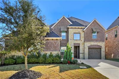Flower Mound Single Family Home For Sale: 10805 Pedernales Falls Drive