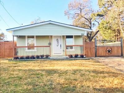 Terrell Single Family Home For Sale: 705 N Blanche Street