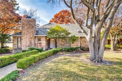 Allen Single Family Home For Sale: 801 Sandy Creek Drive