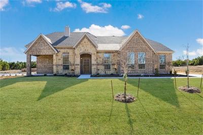 Weatherford Single Family Home For Sale: 2706 Sonora Canyon Road